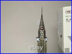 Dept. 56 Christmas in the City Chrysler Building 4030342