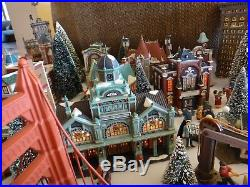 Dept 56 Christmas in the City East Harbor Ferry Terminal Limited Edition