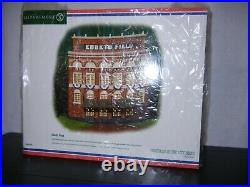 Dept 56 Christmas in the City, Ebbets Field, Brooklyn Dodgers, New in Box, 2002