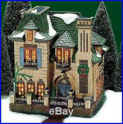 Dept 56 Christmas in the City GARDENGATE HOUSE 58915 Mint Condition