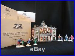 Dept 56 Christmas in the City Grand Central Railway Station + 2 see listing
