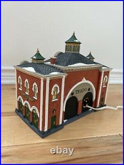 Dept 56 Christmas in the City Retired Grand Central Railway Station