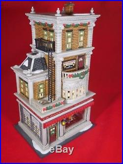 Dept 56 Christmas in the City Series WOOLWORTH'S Lit Building RARE