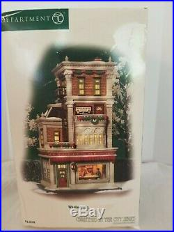 Dept 56 Christmas in the City Series WOOLWORTH'S VGUC