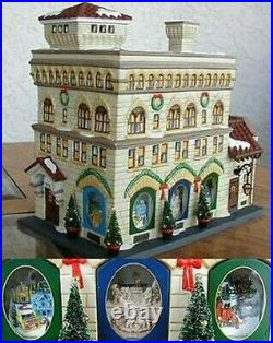 Dept 56 Christmas in the City Studio 1200 2ND AVE 25TH ANNIVERSARY