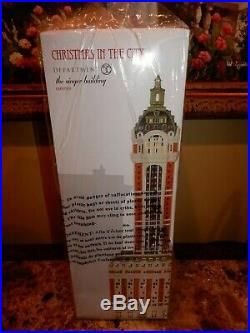 Dept. 56 Christmas in the City The Singer Building #6000569