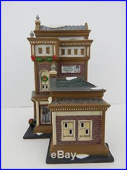Dept 56 Christmas in the City Victoria's Doll House #59257 Good Condition