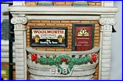 Dept 56 Christmas in the City Woolworth's
