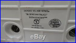 Dept 56 Dickens Village Buckingham Palace