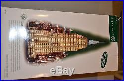 Dept 56 EMPIRE STATE BUILDING #59207 with ORIGINAL BOX