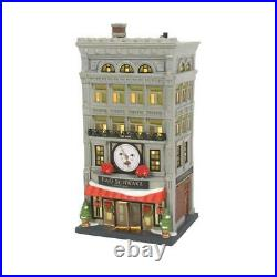Dept 56 FAO SCHWARZ TOY STORE Christmas In The City 6007583 NEW 2021 IN STOCK