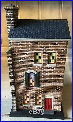Dept 56 Kellys Irish Crafts Christmas In The City Series #59216
