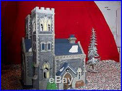 Dept 56 St. Marks Cathedral A LIMITED EDITION