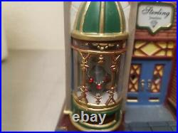 Dept 56 Sterling Jewelers New