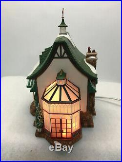 Dept 56 TAVERN IN THE PARK Christmas in the City 58928 NEW IN BOX Retired