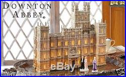 Dept 56 The Downton Abbey Historic UK England Landmark downtown HIGHCLERE CASTLE