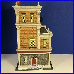 Dept 56 WOOLWORTH'S Woolworths Christmas in the City with box NEW! Combine Ship