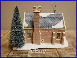 Dept 56 Winters Frost Holy Night Church 4020272