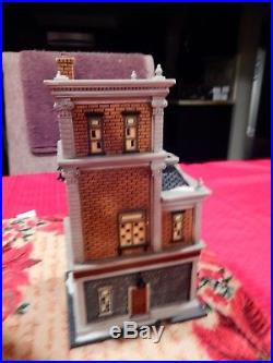Dept 56 Woolworths Christmas In The City Hard To Find