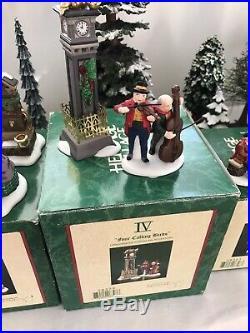 Dept 56 christmas The 12 Days Of Christmas, All 12