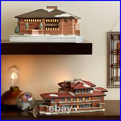 Frank Lloyd Wright Robie House Department 56 6000570 Christmas in the City Dept