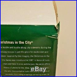 NEW Dept 56 Christmas in the City (CIC) Series WOOLWORTH'S #59249
