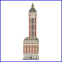 New Department 56 Christmas in the City The Singer Building