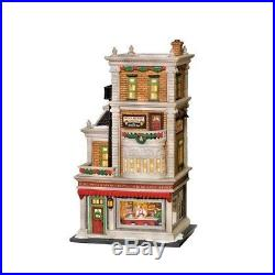 New Dept 56 Christmas In The City Village Woolworth's Department Store 59249 Big