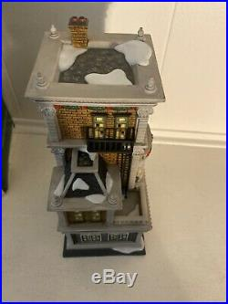 RARE Dept 56 Christmas in the City Woolworths In Box