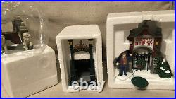 The Herritage Vintage Collection Christmas In The City Series Department 56 Lot